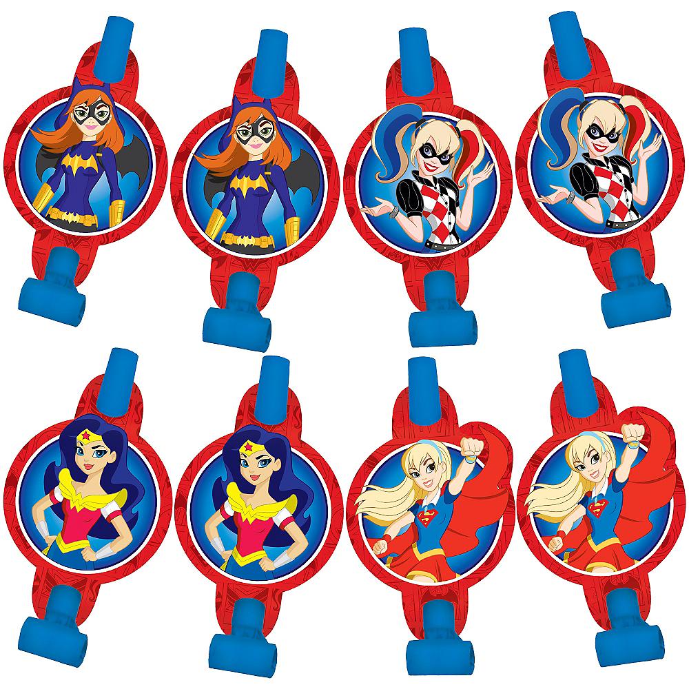 DC Super Hero Girls Blowouts 8ct Image #1