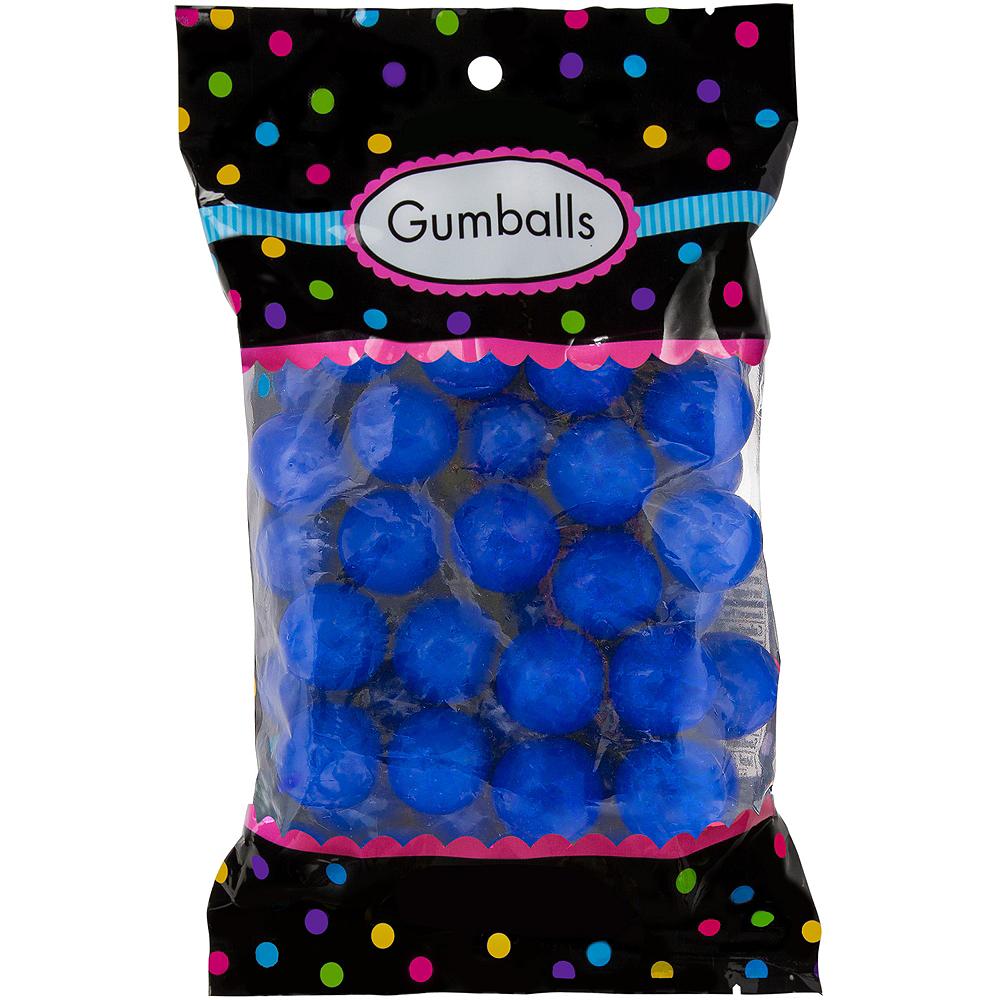 Royal Blue Gumballs 48pc Image #1