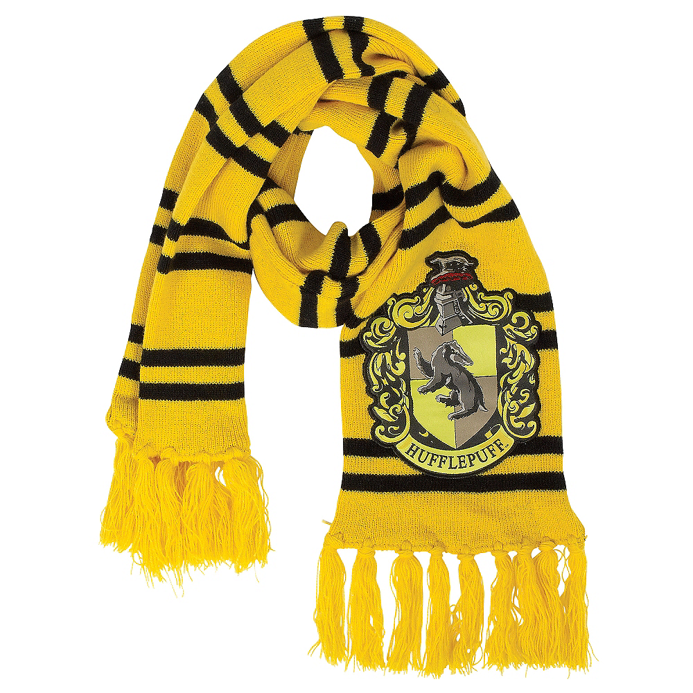 Hufflepuff Scarf - Harry Potter Image #1