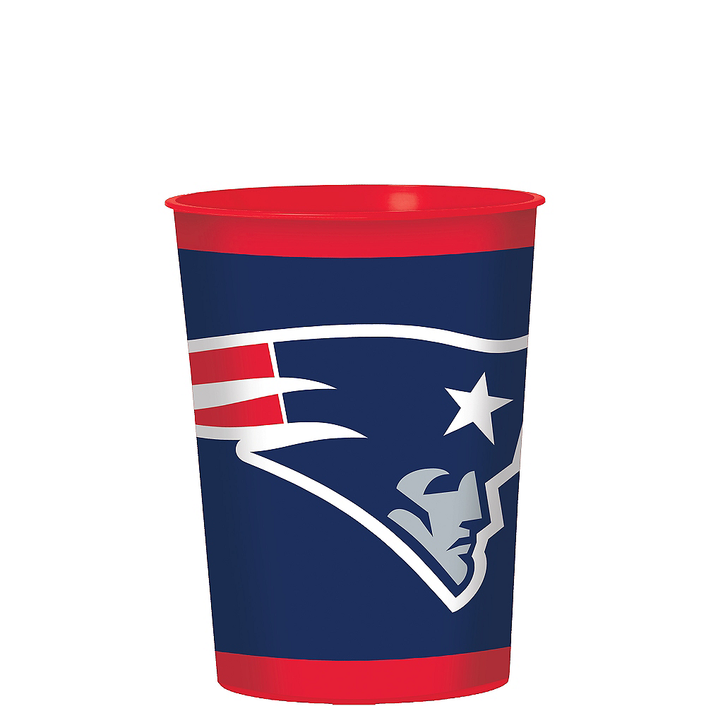 New England Patriots Favor Cup Image #1