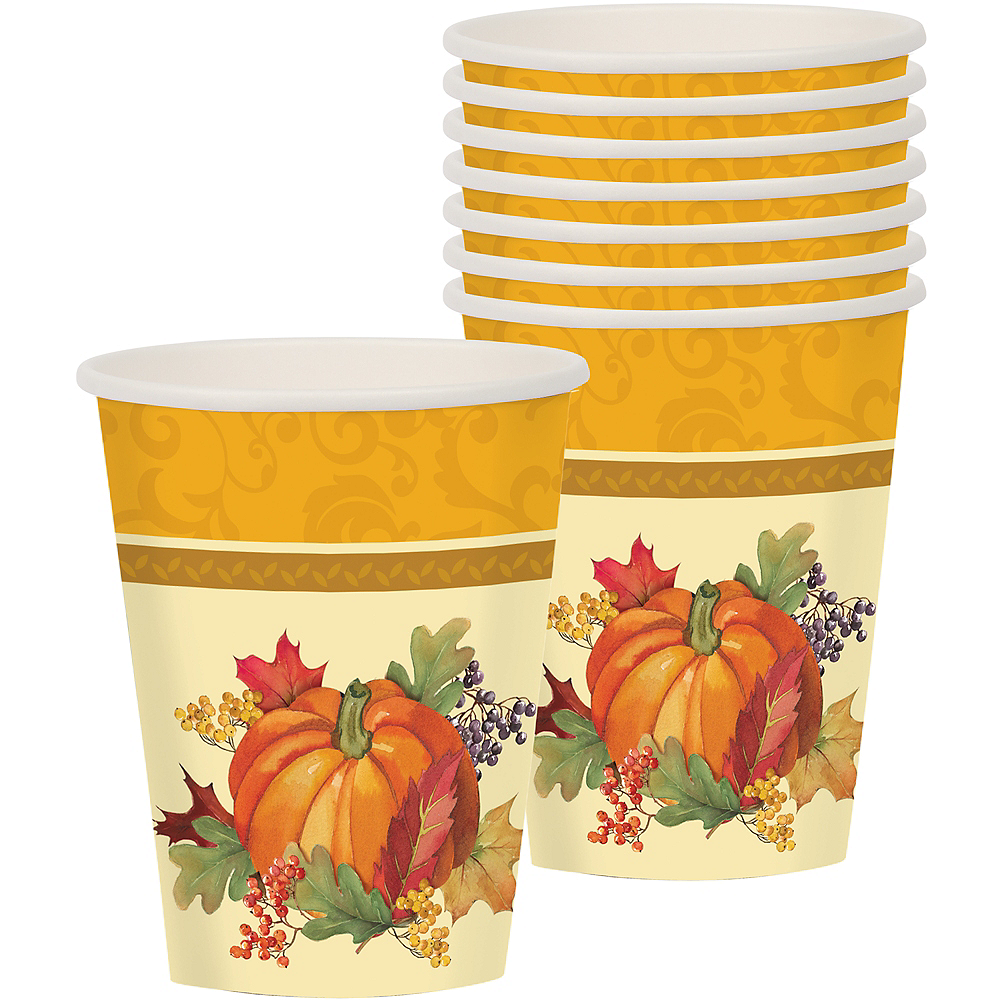 Bountiful Holiday Cups 8ct Image #1