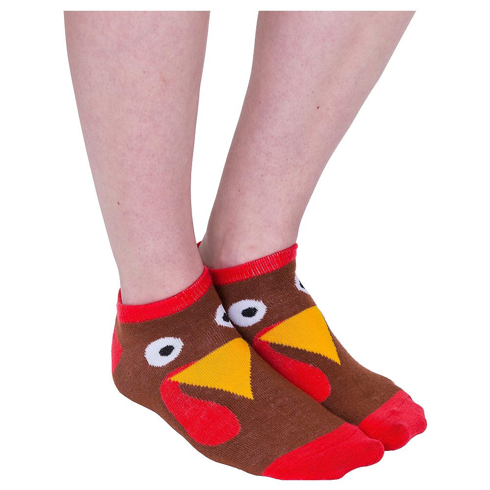 Turkey Ankle Socks Image #1