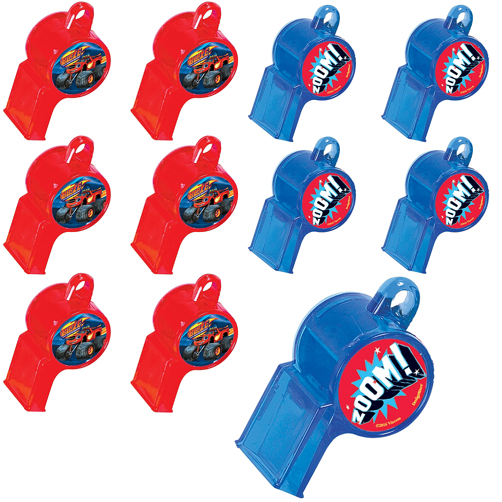 Nav Item for Blaze and the Monster Machines Whistles 48ct Image #1