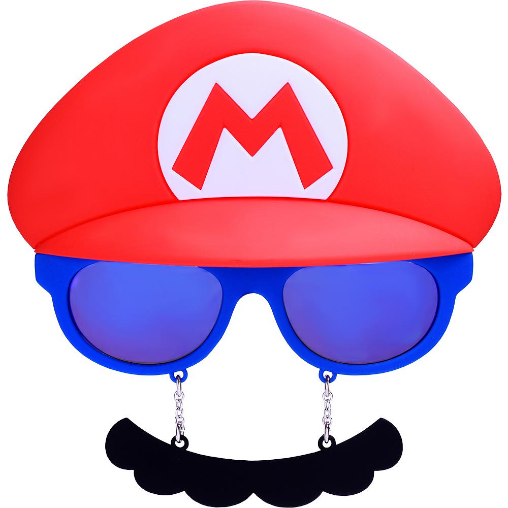 Mario Sun-Staches - Super Mario Brothers Image #1