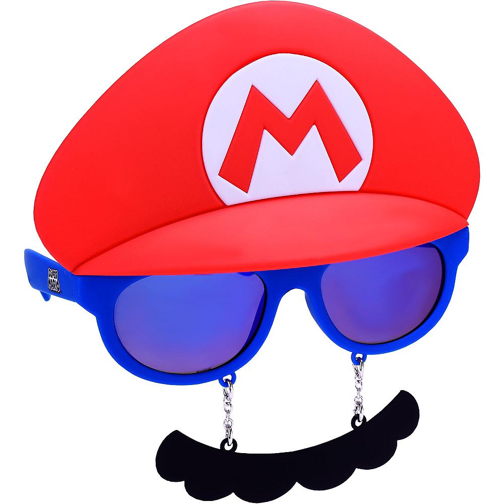 Mario Sun-Staches - Super Mario Brothers Image #2
