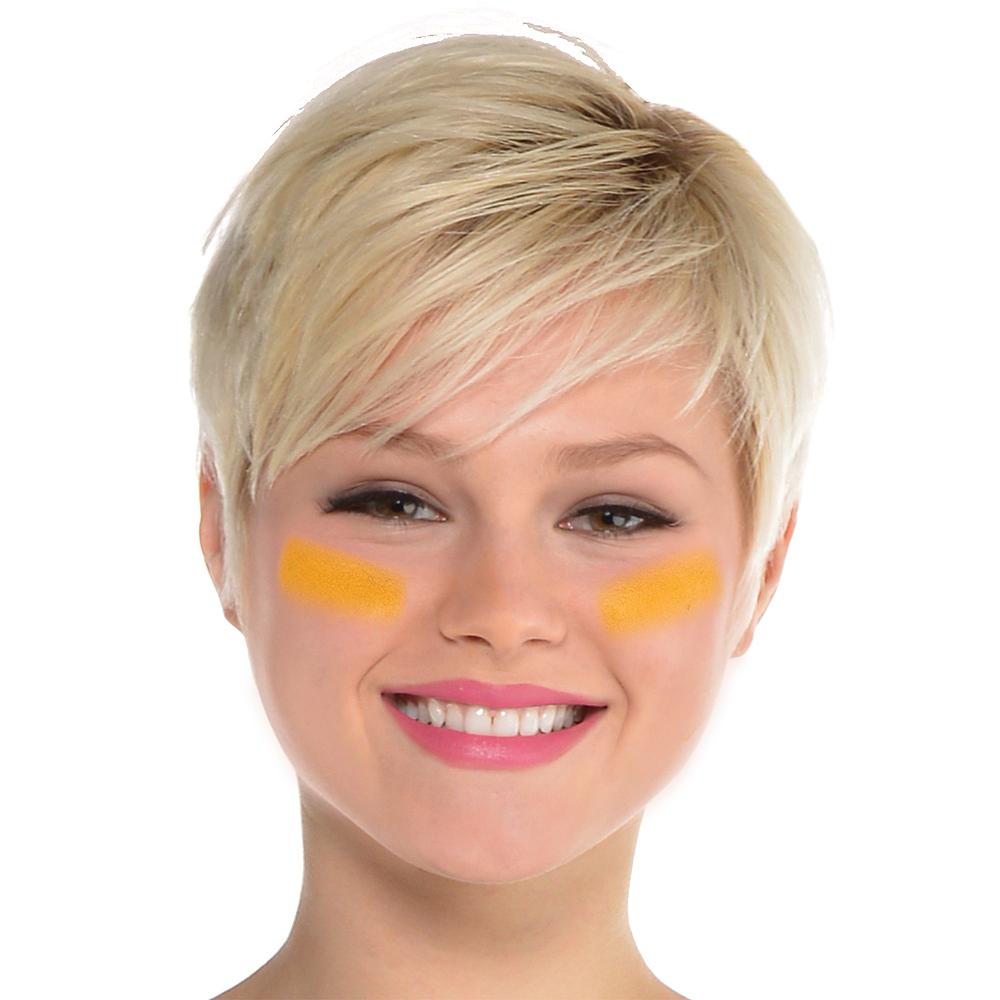 Yellow Makeup Stick Image #2