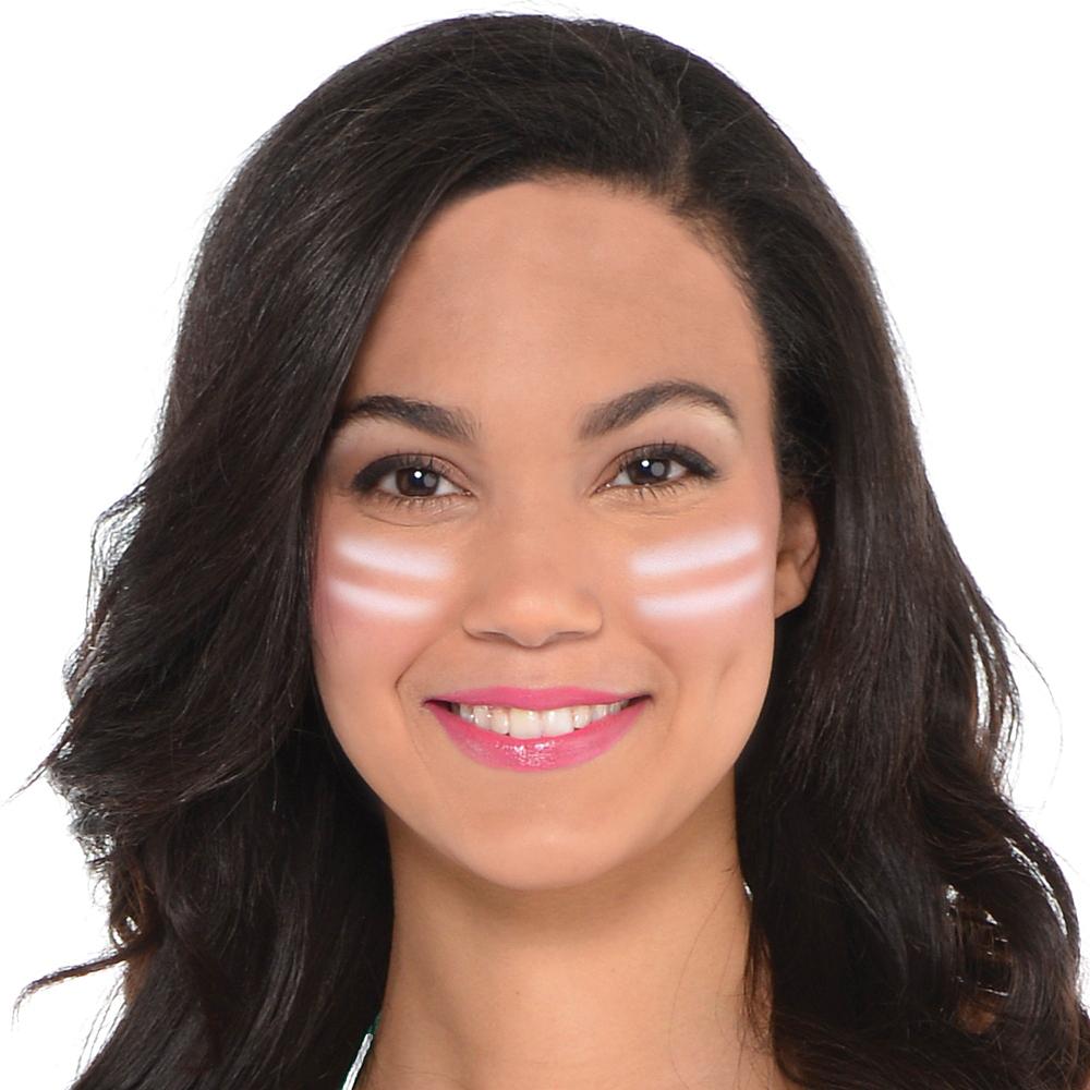 White Makeup Stick Image #2