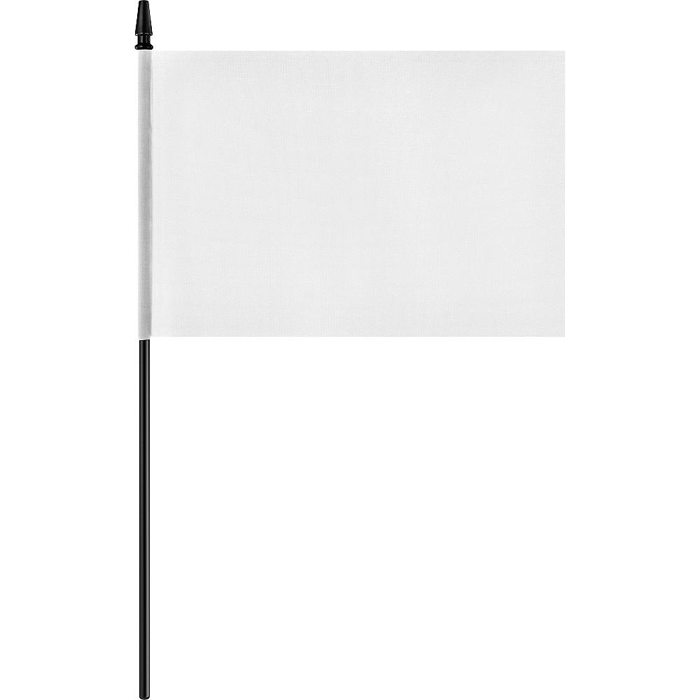 White Flag Image #1