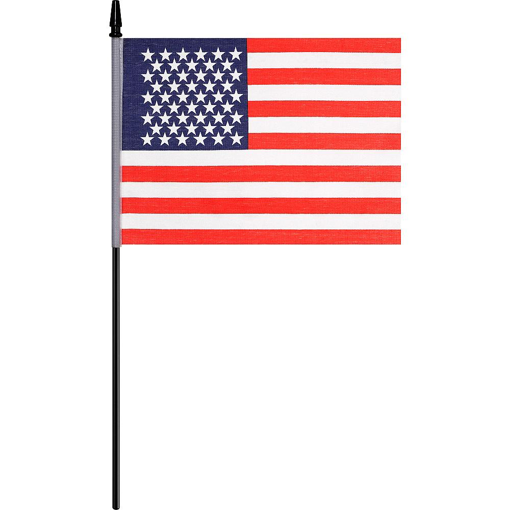 Medium American Flag Image #1