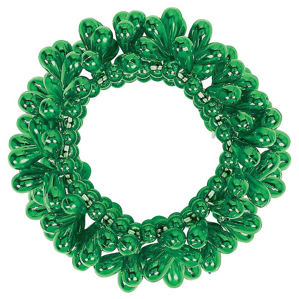 Nav Item for Green Bead Bracelet Image #1