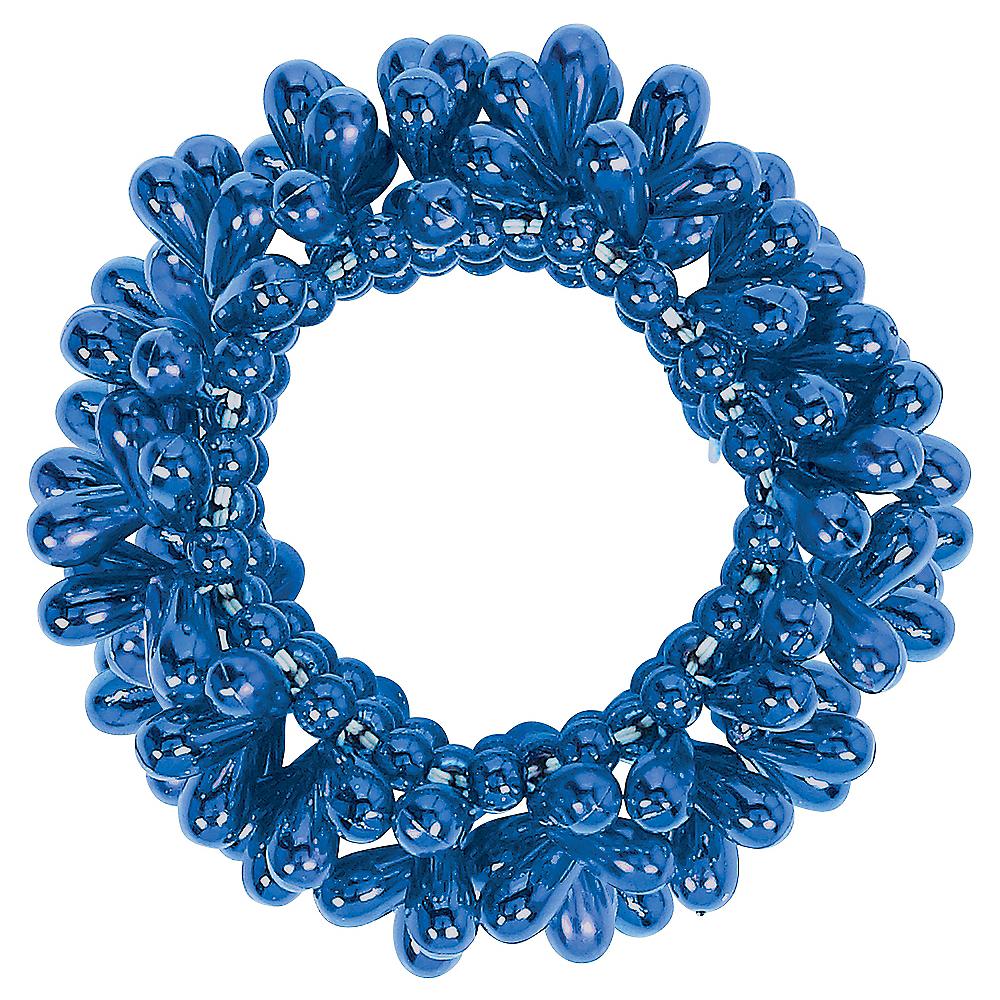 Blue Bead Bracelet Image #1