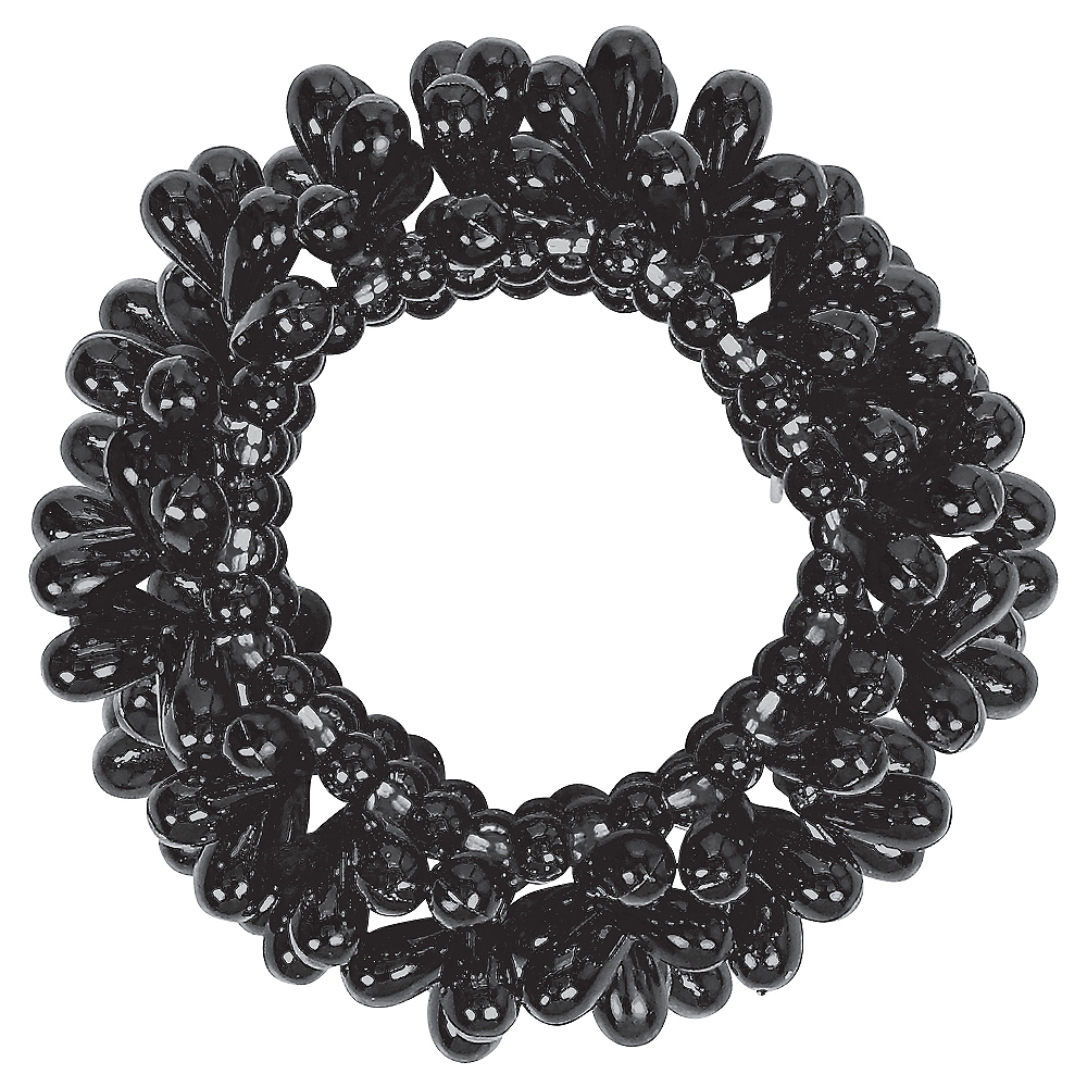 Nav Item for Black Bead Bracelet Image #1