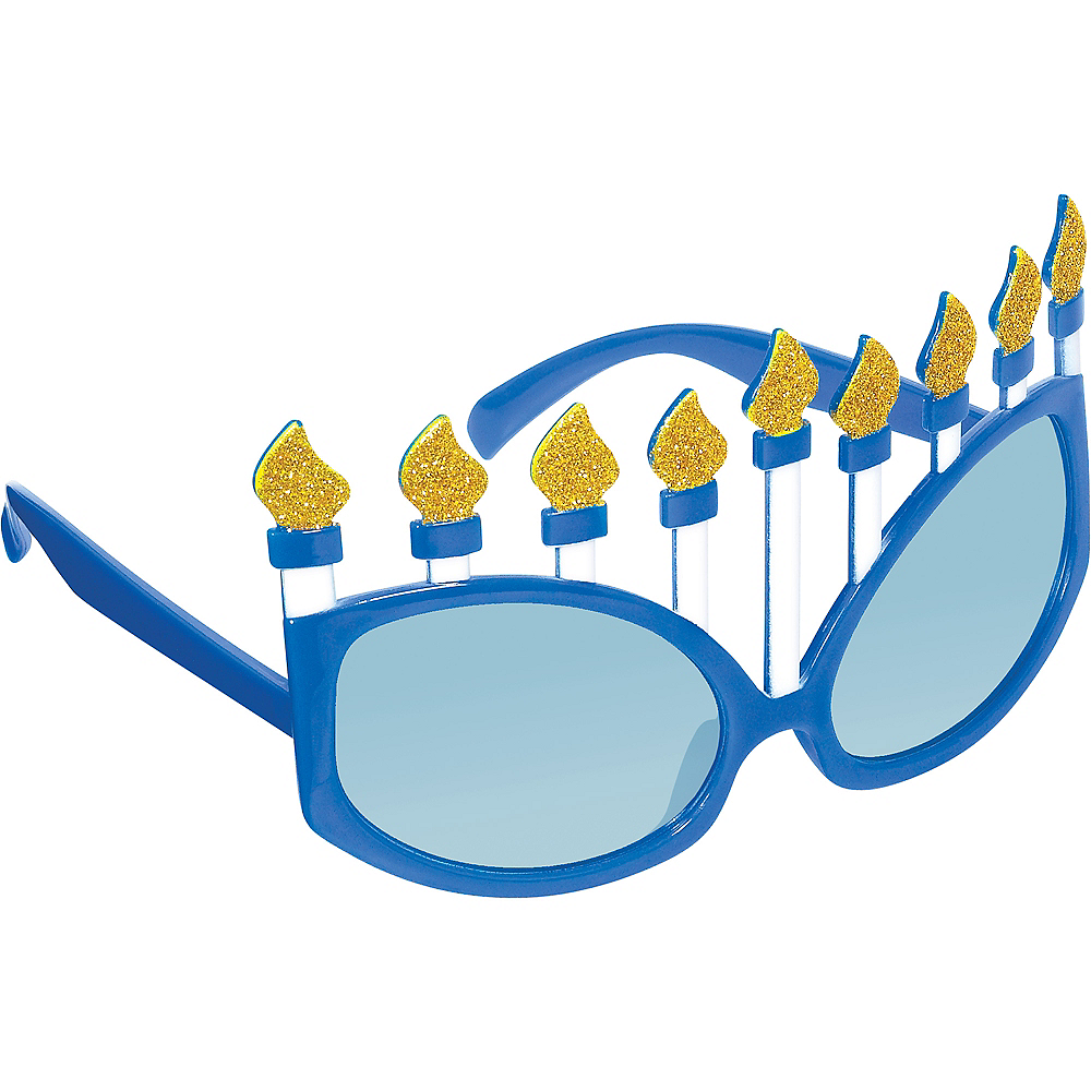 Menorah Glasses Image #1