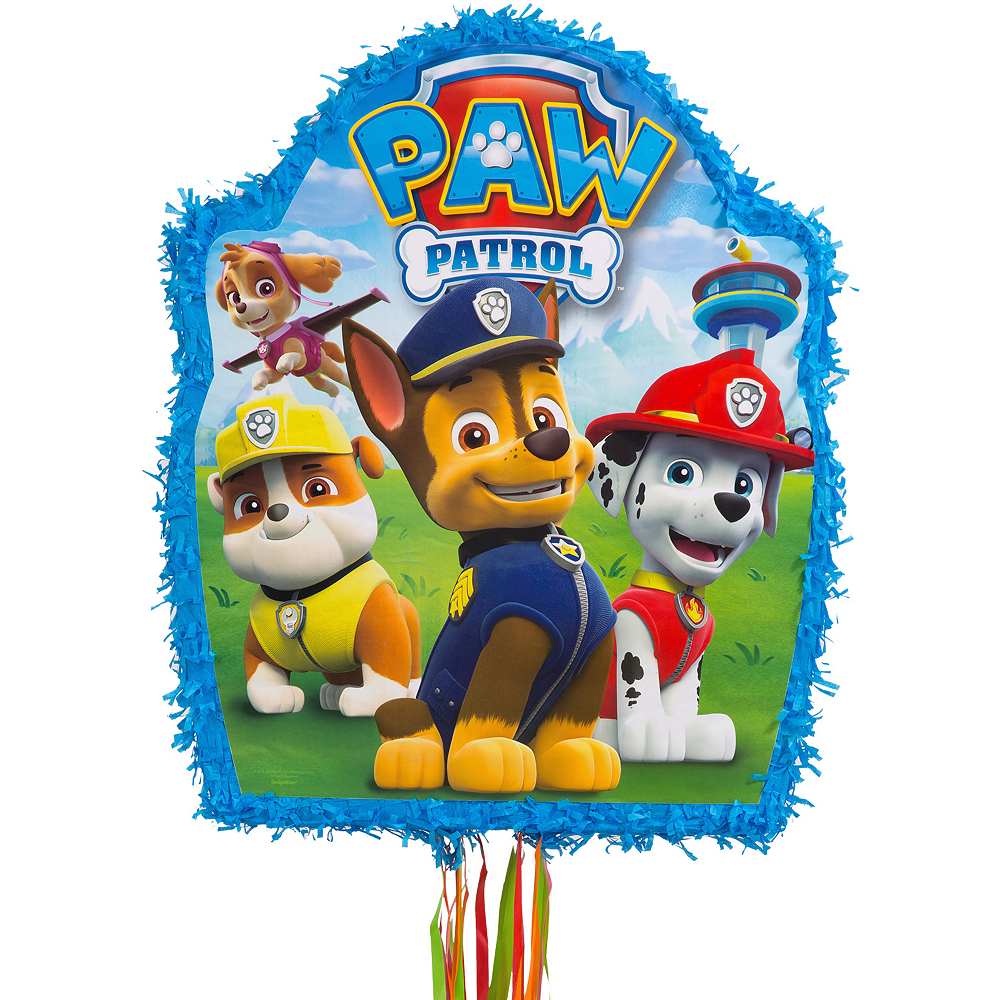 Nav Item For Pull String PAW Patrol Pinata Image 1