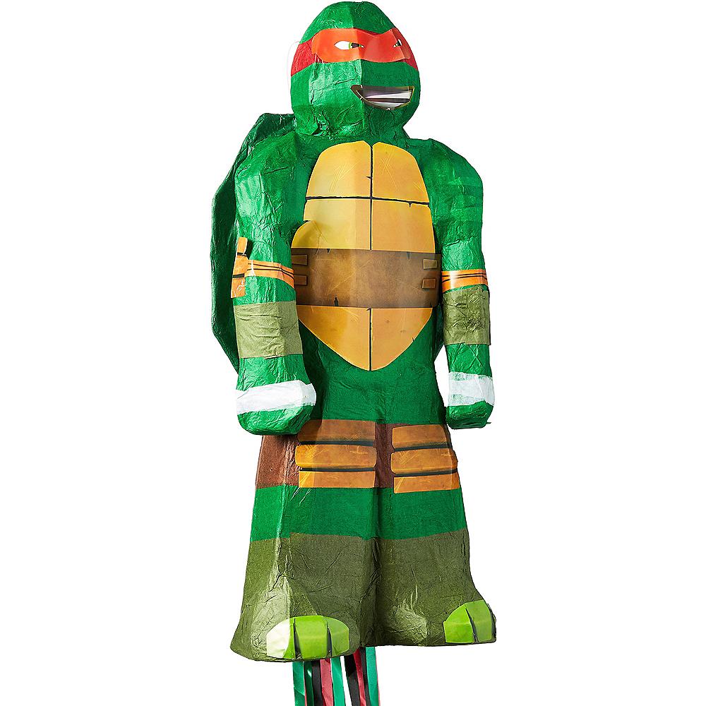 Pull String Raphael Pinata - Teenage Mutant Ninja Turtles Image #1