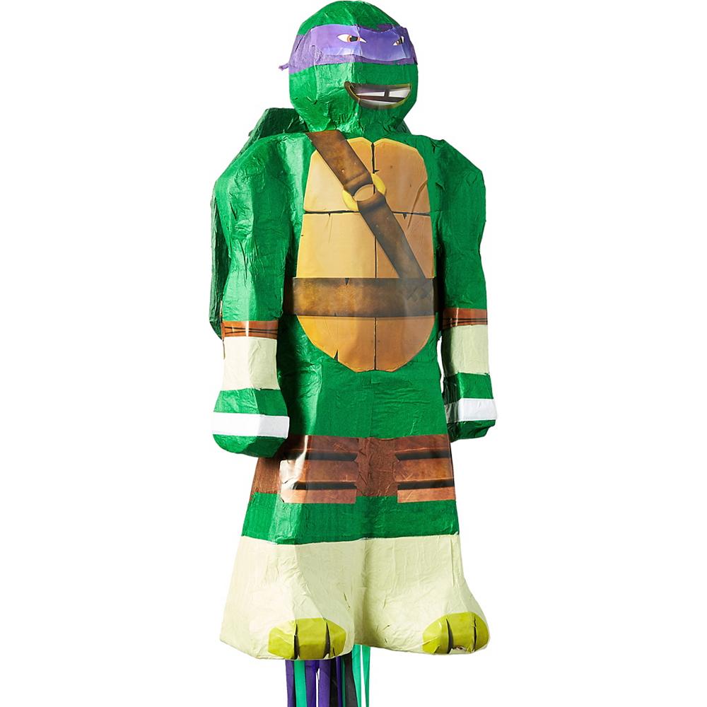 Pull String Donatello Pinata - Teenage Mutant Ninja Turtles Image #1