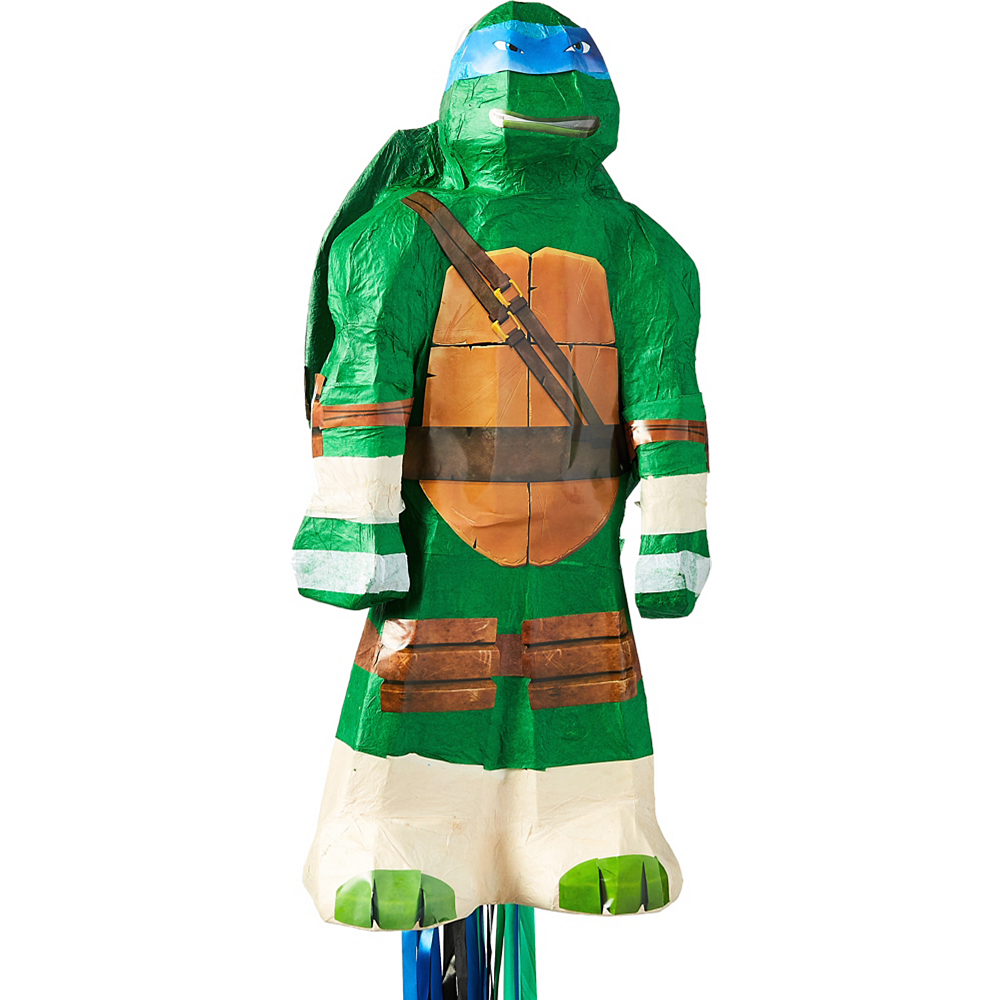 Pull String Leonardo Pinata - Teenage Mutant Ninja Turtles Image #1