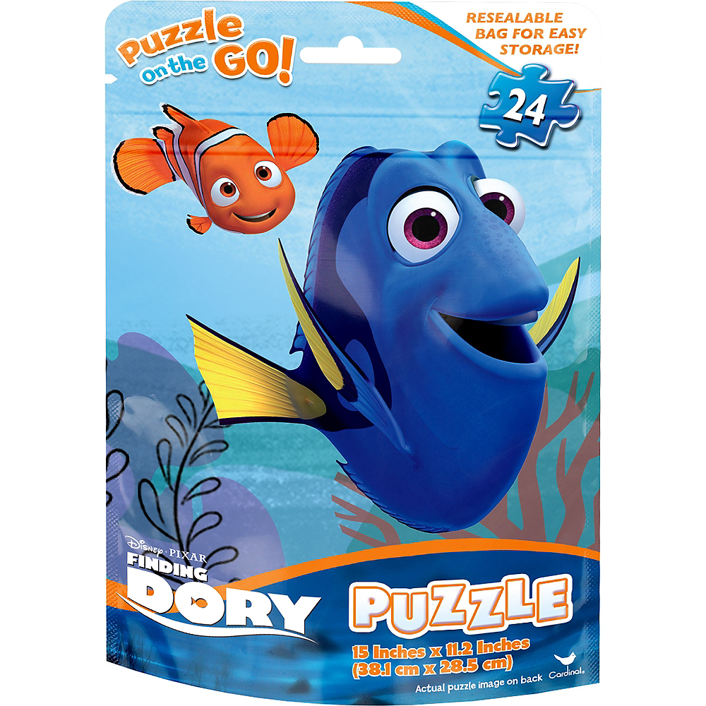 Nav Item for Finding Dory Puzzle Bag Image #1