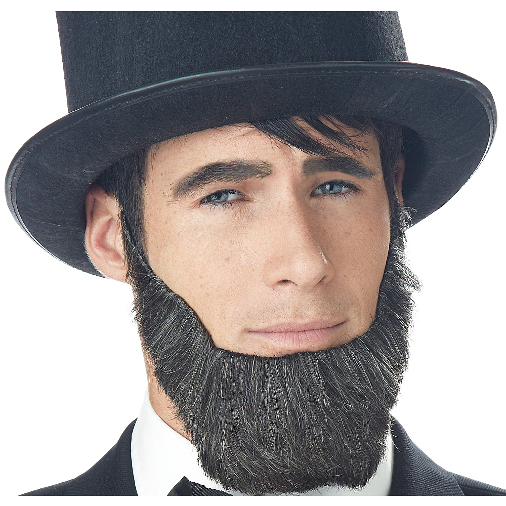 Abraham Lincoln Beard Image #1
