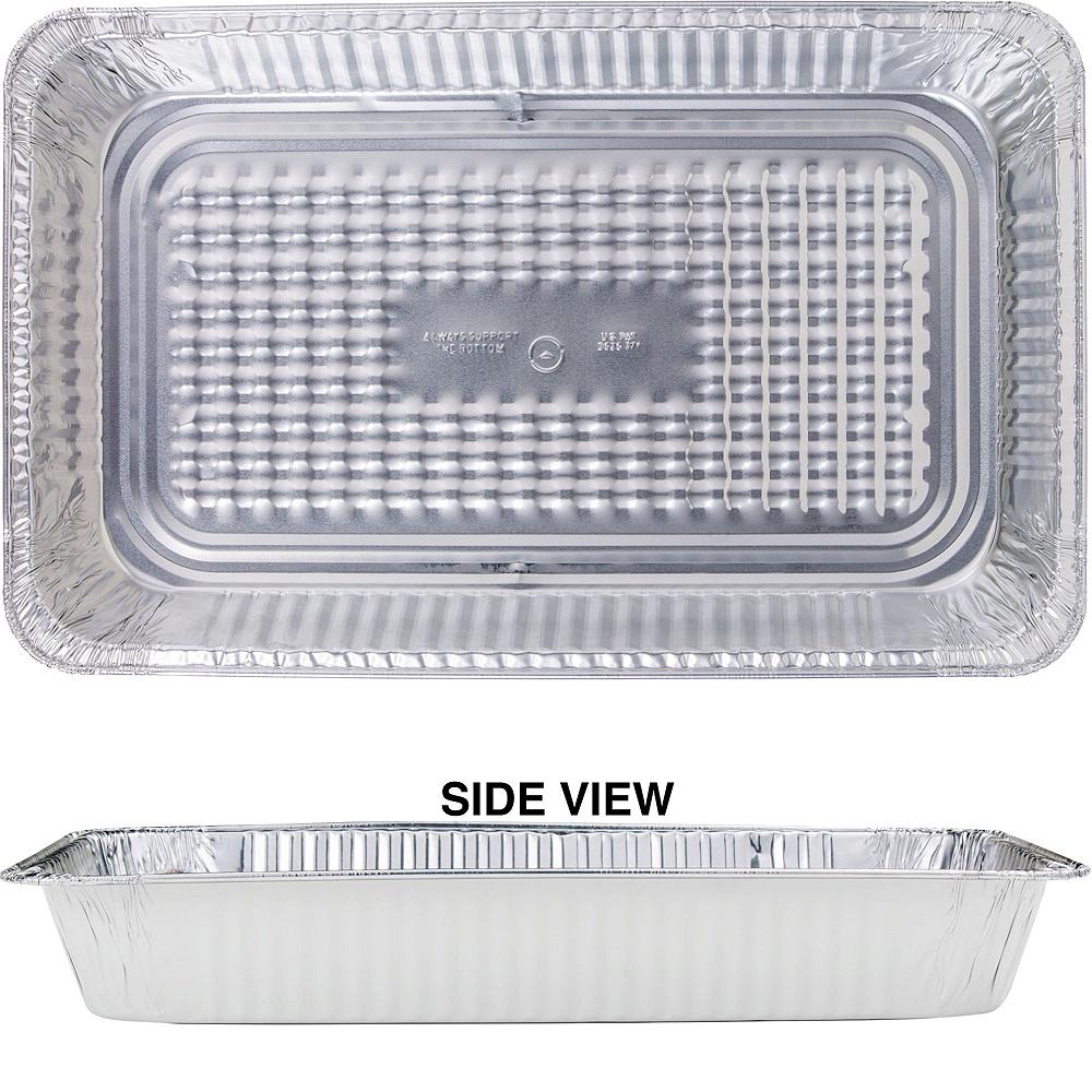 White Chafing Dish Buffet Set 24pc Image #3