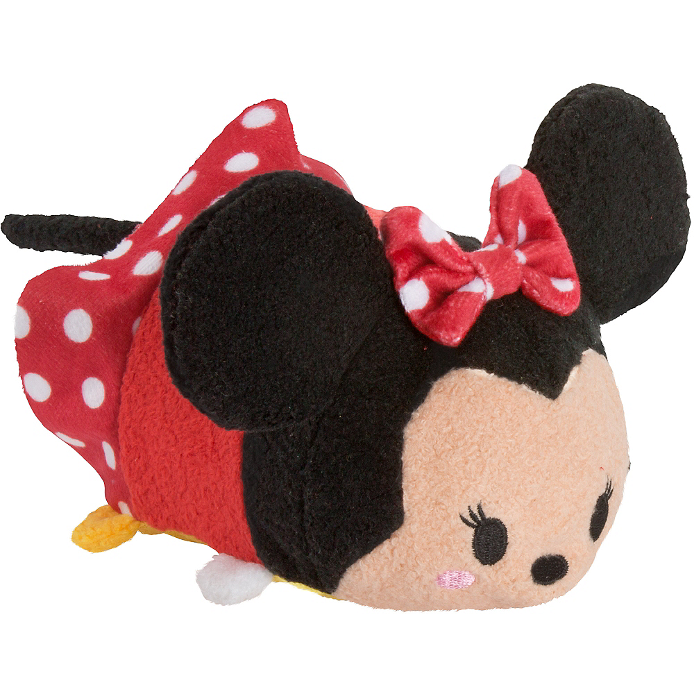 Minnie Mouse Tsum Tsum Plush Night Light Image #1