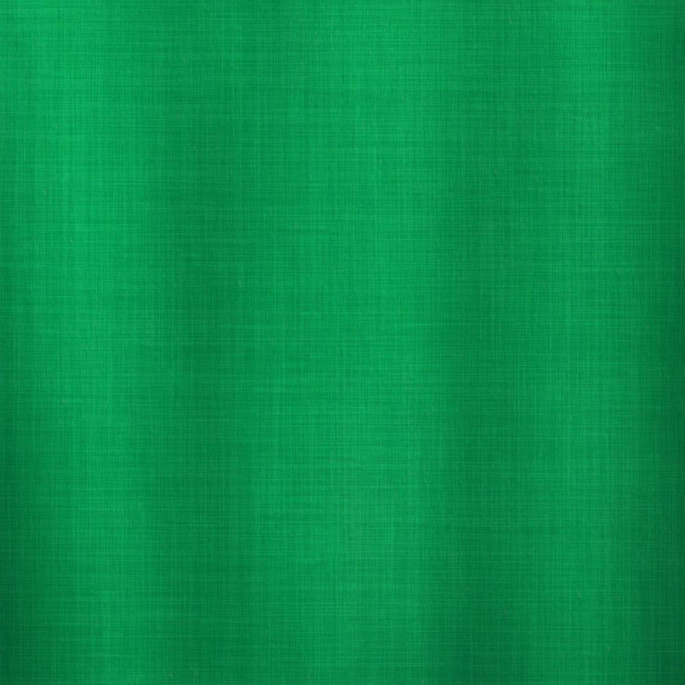Festive Green Fabric Tablecloth Image #2