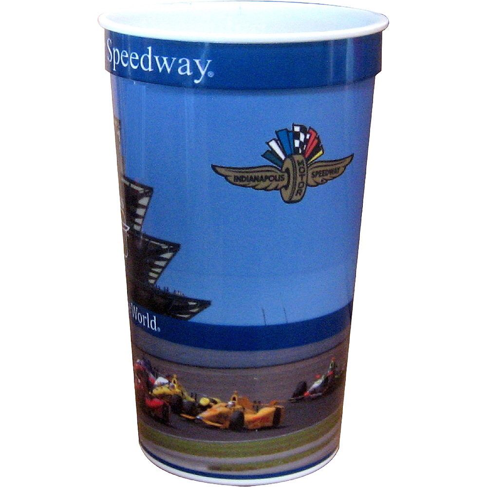 Indy 500 Cups 4ct Image #2