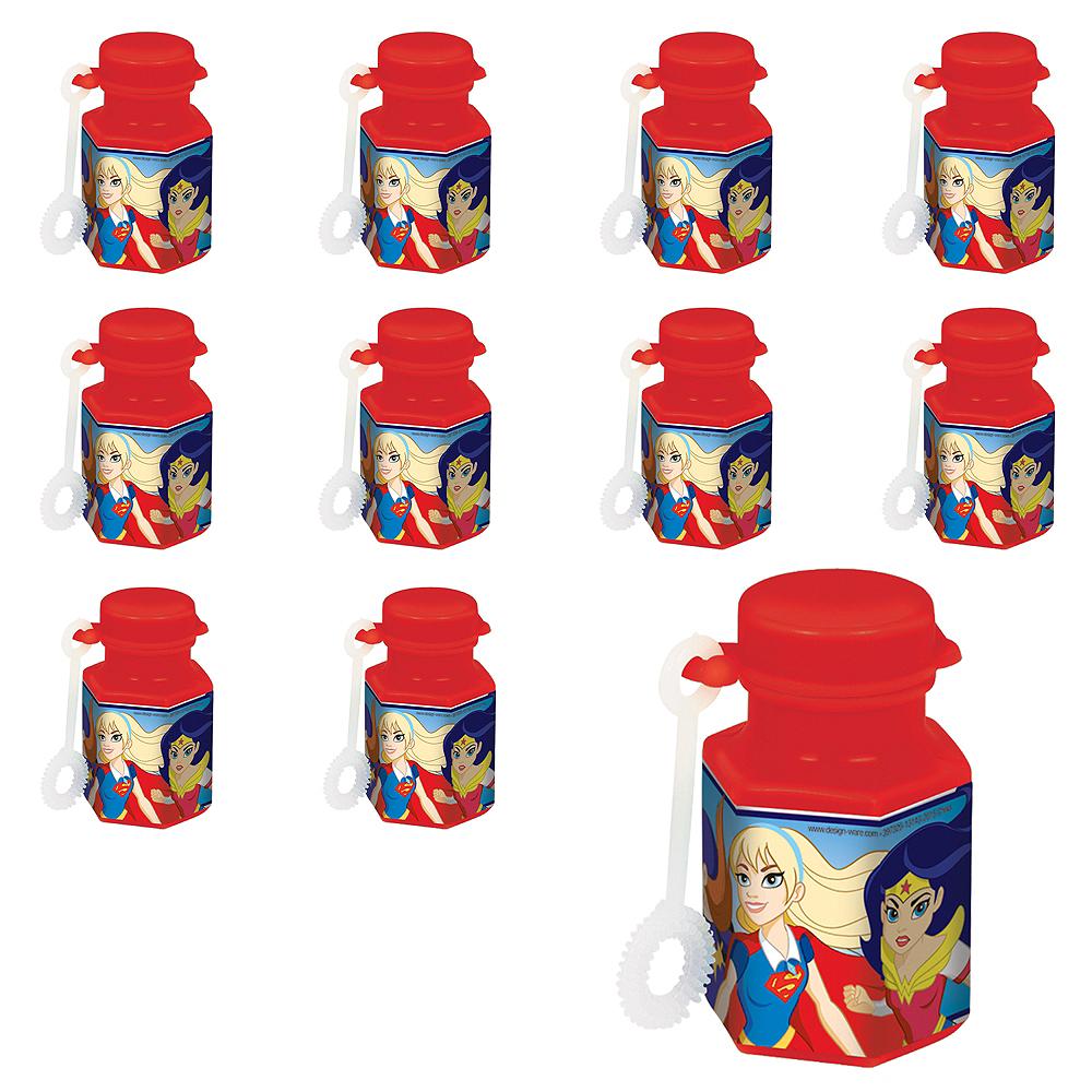 DC Super Hero Girls Mini Bubbles 48ct Image #1