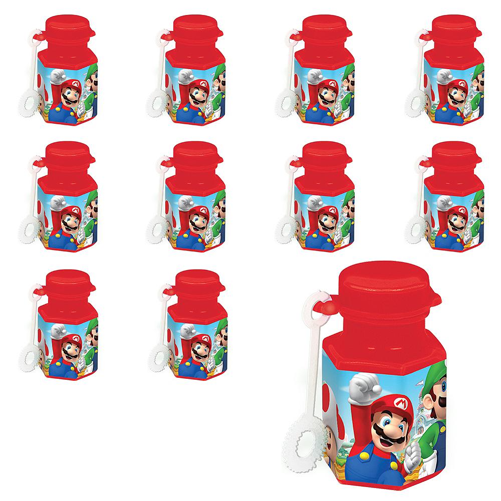 Super Mario Mini Bubbles 48ct Image #1
