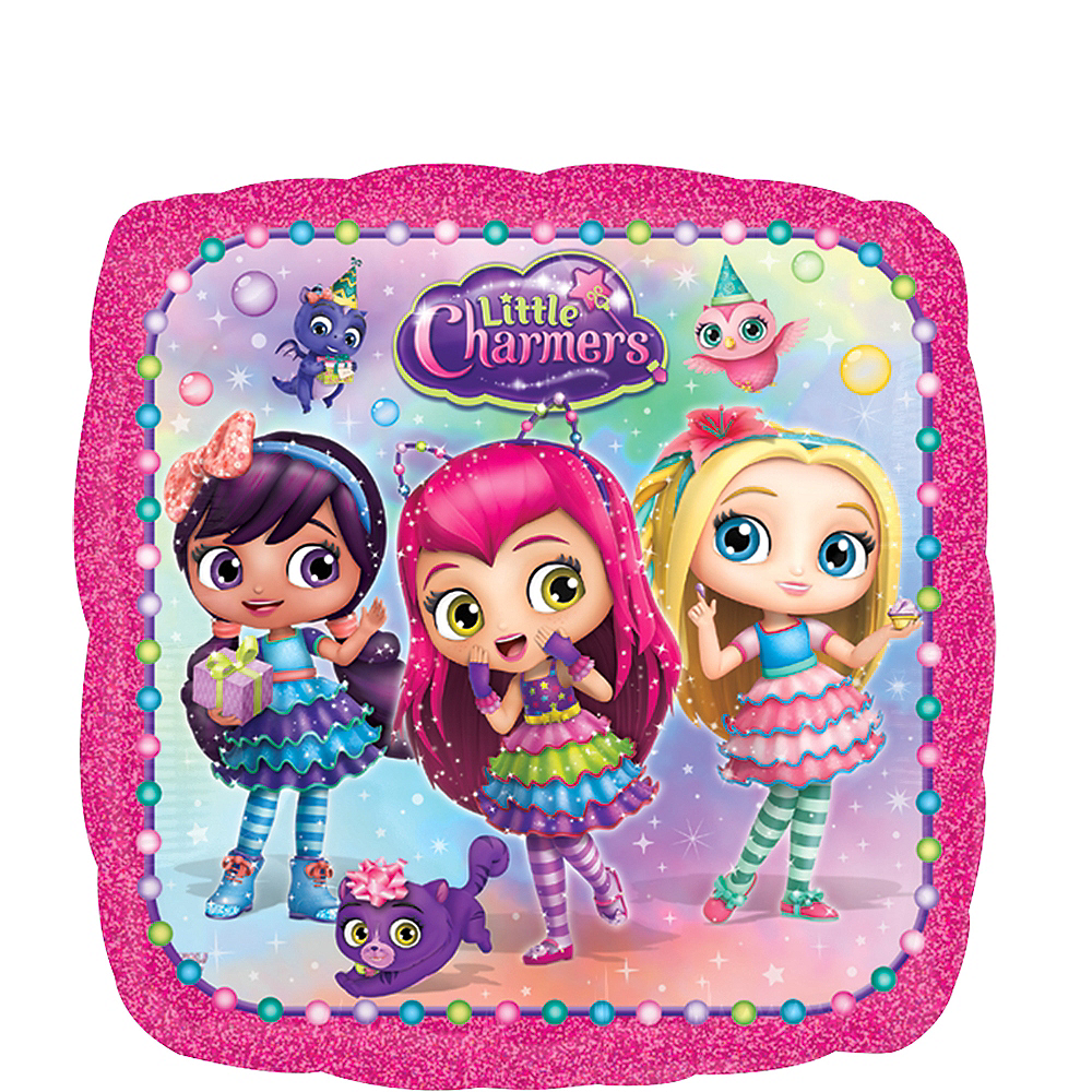 Little Charmers Balloon, 18in Image #1