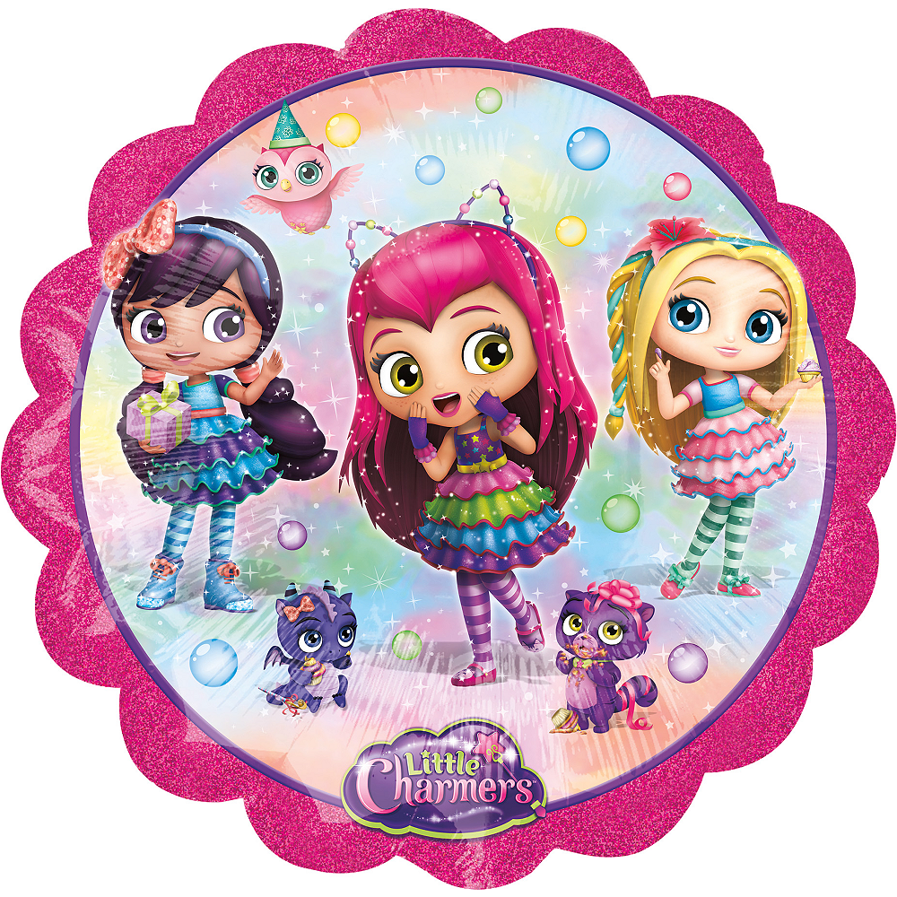 Little Charmers Balloon Image #1