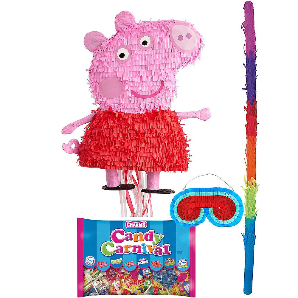 Peppa Pig Pinata Kit Image #1