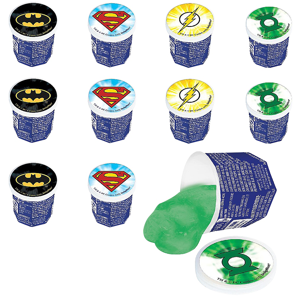 Justice League Putty 24ct Image #1