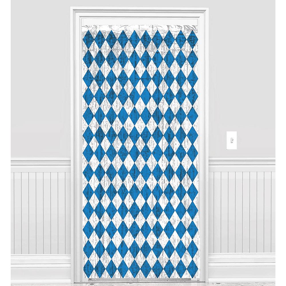 Oktoberfest Fringe Doorway Curtain Image #1