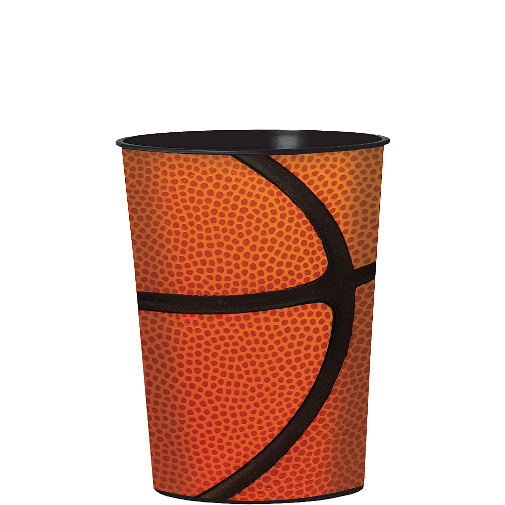 Basketball Favor Cup Image #1