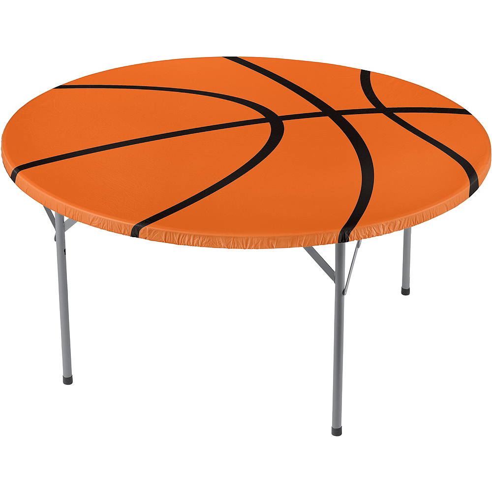 Fitted Basketball Table Cover Image #1