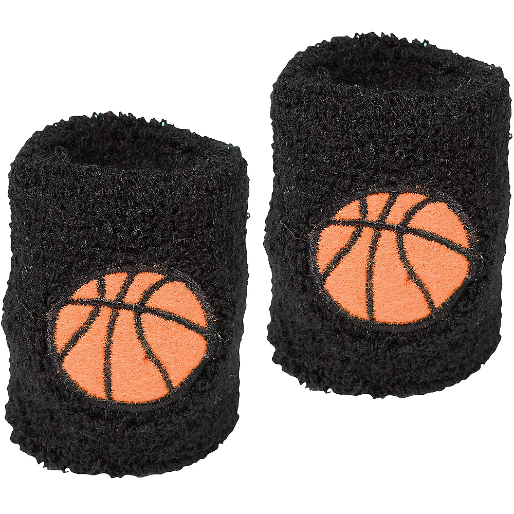 Nav Item for Basketball Sweat Bands 2ct Image #1