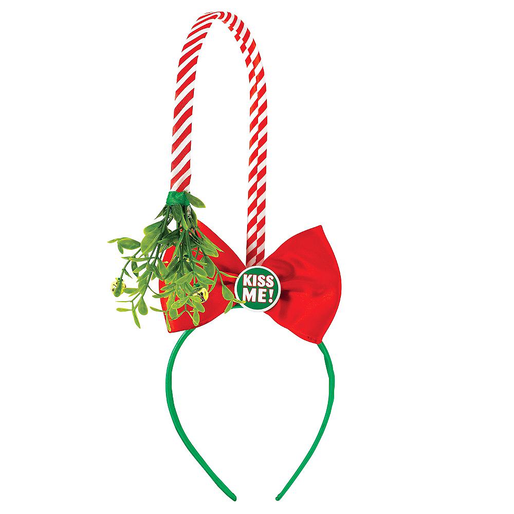 19a61b619a70f Mistletoe Bow Headband Image  1 ...