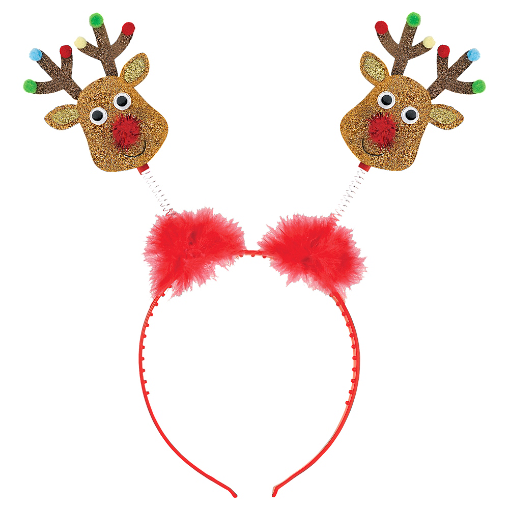 Rudolph Reindeer Head Bopper Image #1