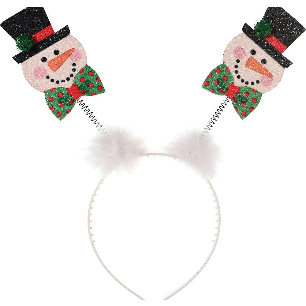 Snowman Head Bopper Image #1