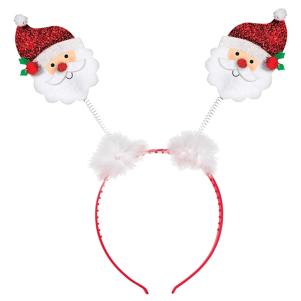 Nav Item for Santa Head Bopper Image #1