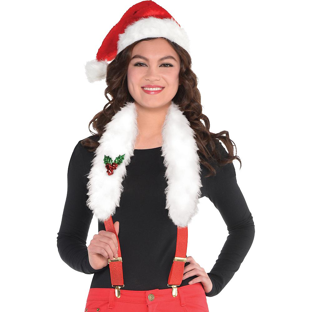 Santa Suspenders Image #2