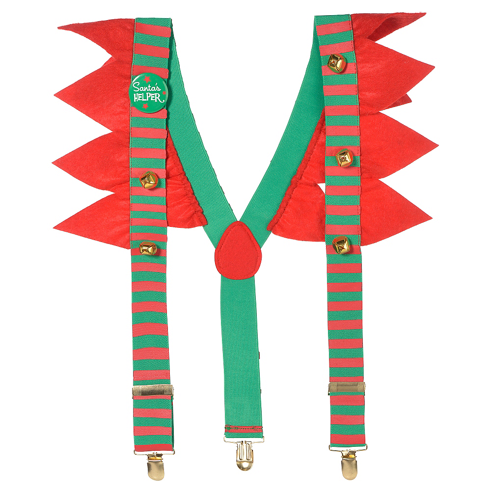 Elf Suspenders Image #1