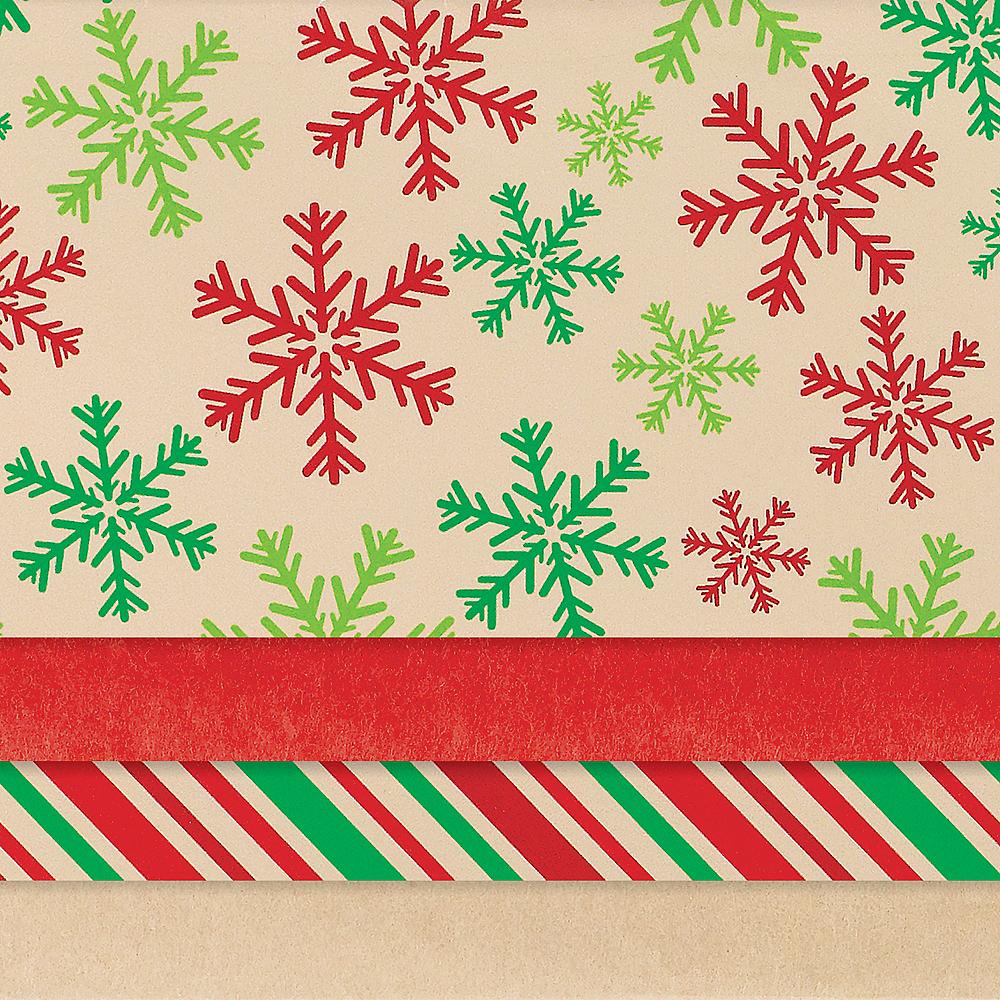 Kraft Holiday Tissue Paper 30ct Image #1