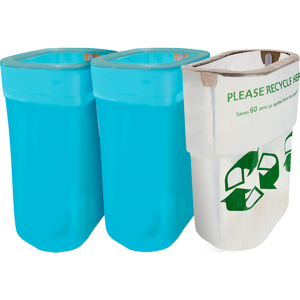 Caribbean Blue Clean-Up Kit Image #1