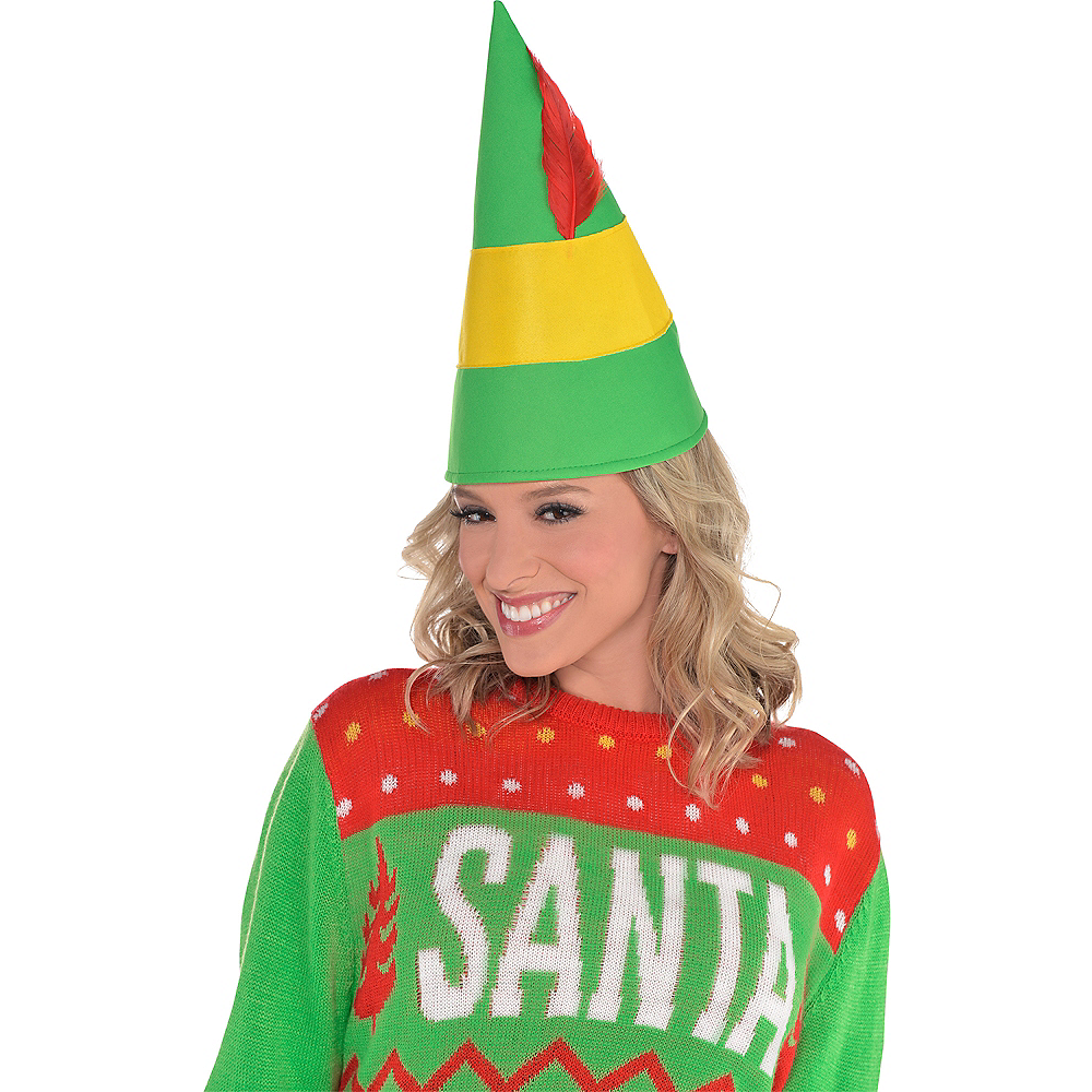 Nav Item for Buddy the Elf Hat Image #2