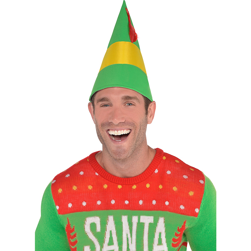 Nav Item for Buddy the Elf Hat Image #3