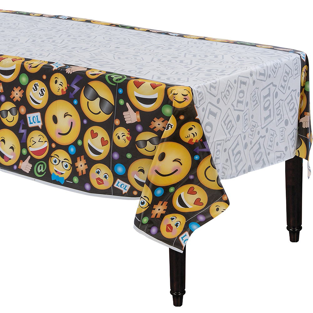 Smiley Table Cover Image #1