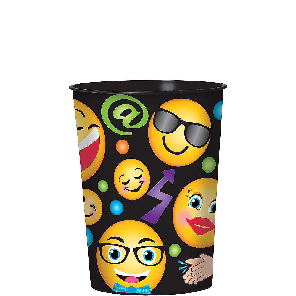 Smiley Favor Cup Image #1