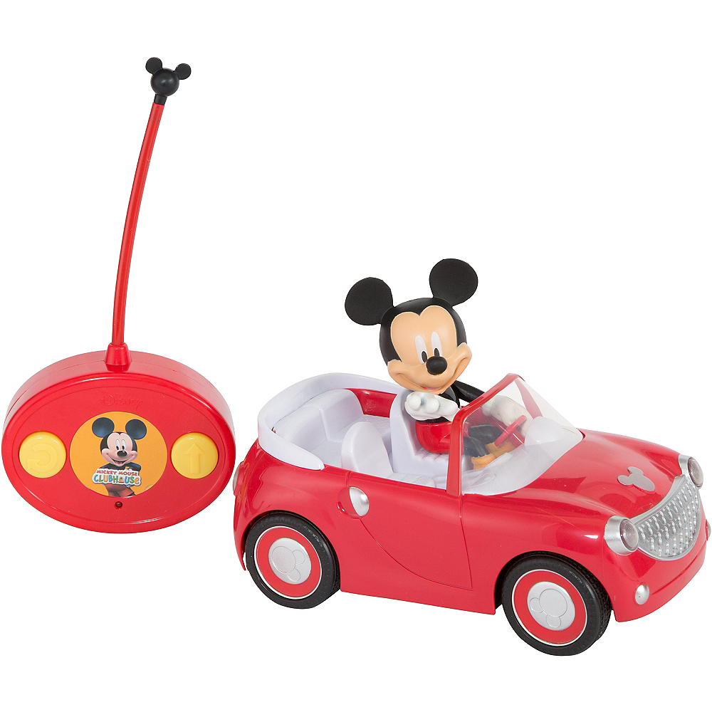 Mickey Mouse Roadster Radio Control Car Image #1